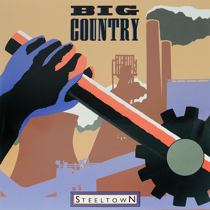 Big Country Big Country. Steeltown (2 LP) big country live