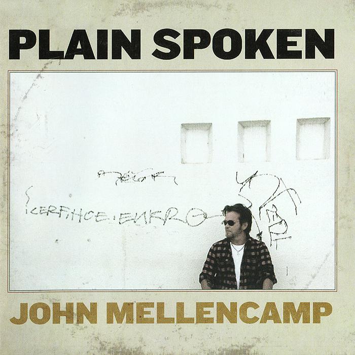 Джон Мелленкамп John Mellencamp. Plain Spoken джон мартин john martyn grace