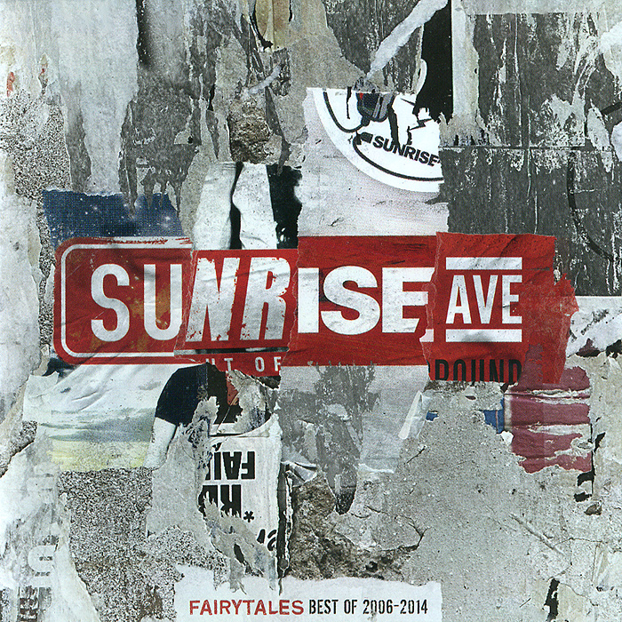 Sunrise Avenue Sunrise Avenue. Fairytales Best Of 2006-2014
