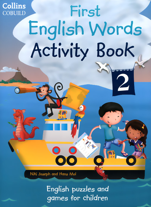 First English Words: Activity Book 2 mastering english prepositions