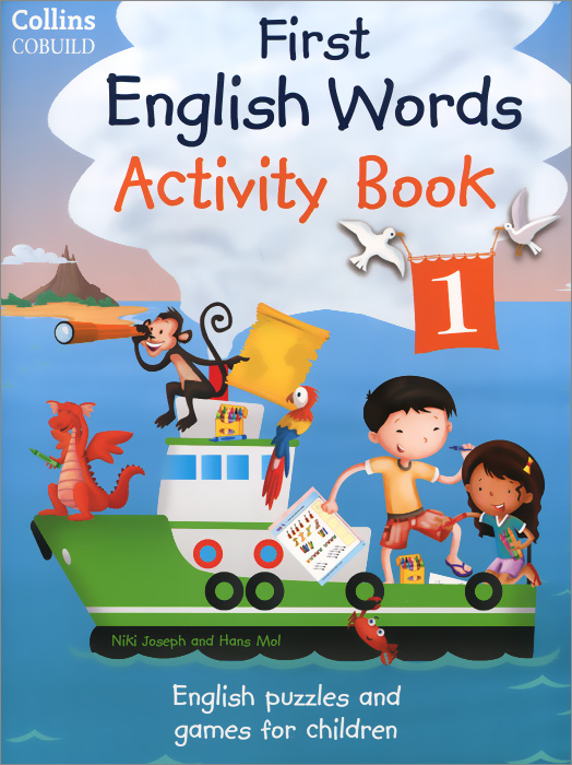 First English Words: Activity Book 1 mastering arabic 1 activity book