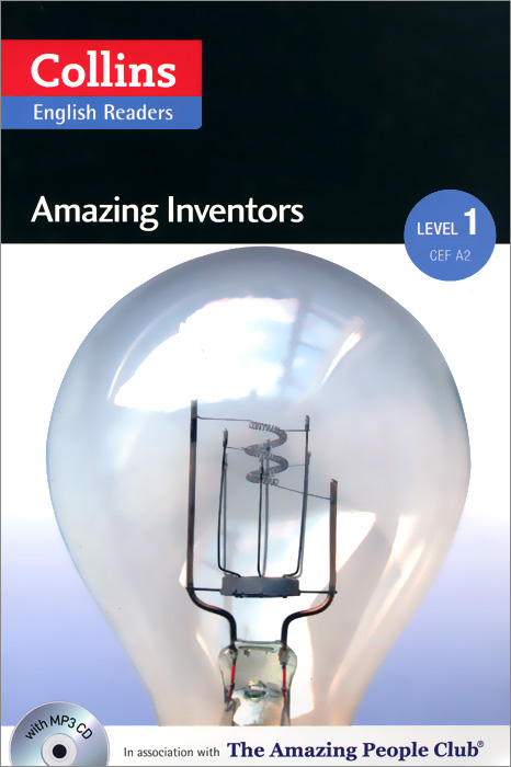Amazing Inventors: Level 1 (+ CD)