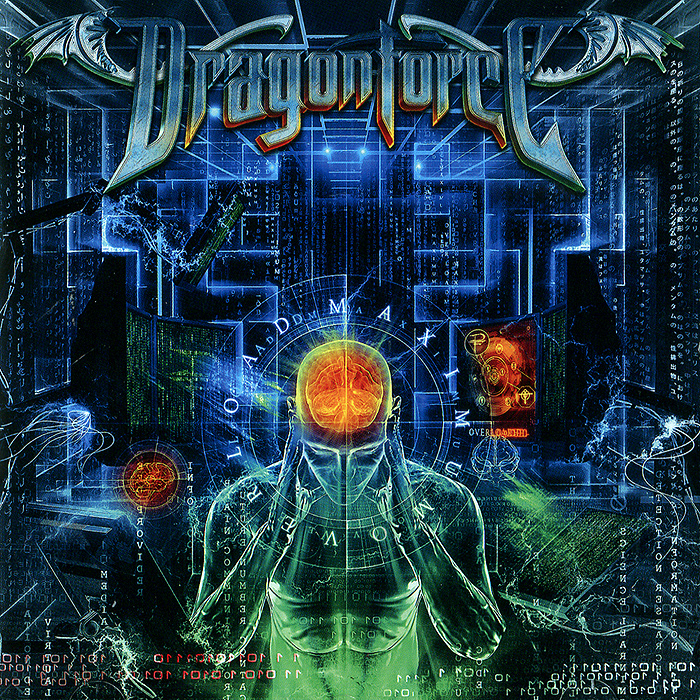 "Фото ""Dragonforce"" Dragonforce. Maximum Overload"