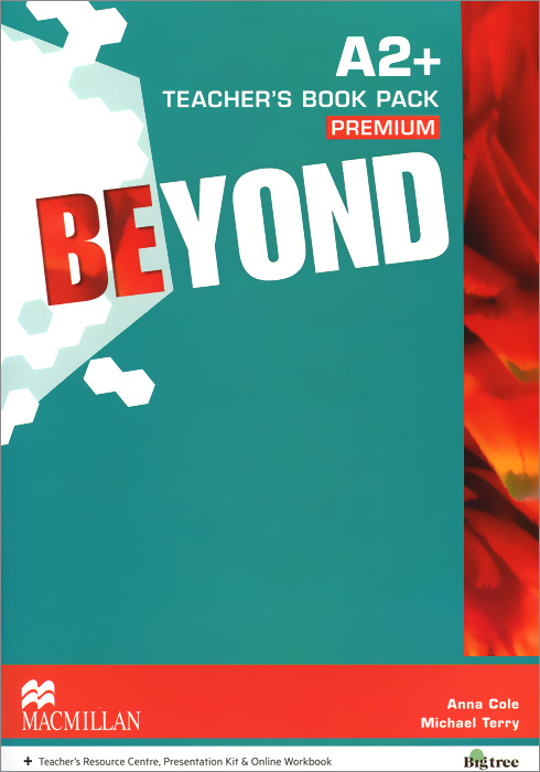 Beyond A2+: Teacher's Book Premium Pack (+ 2 CD, DVD) to the back of beyond