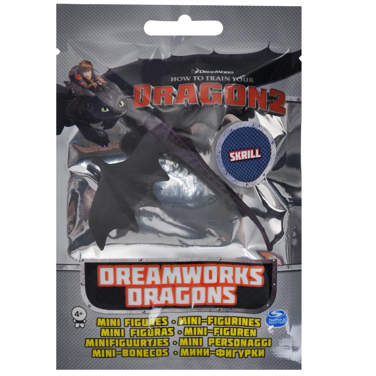 Мини-фигурка Dragons Skrill. 66562_20065292 dragons фигурка toothless 20069687