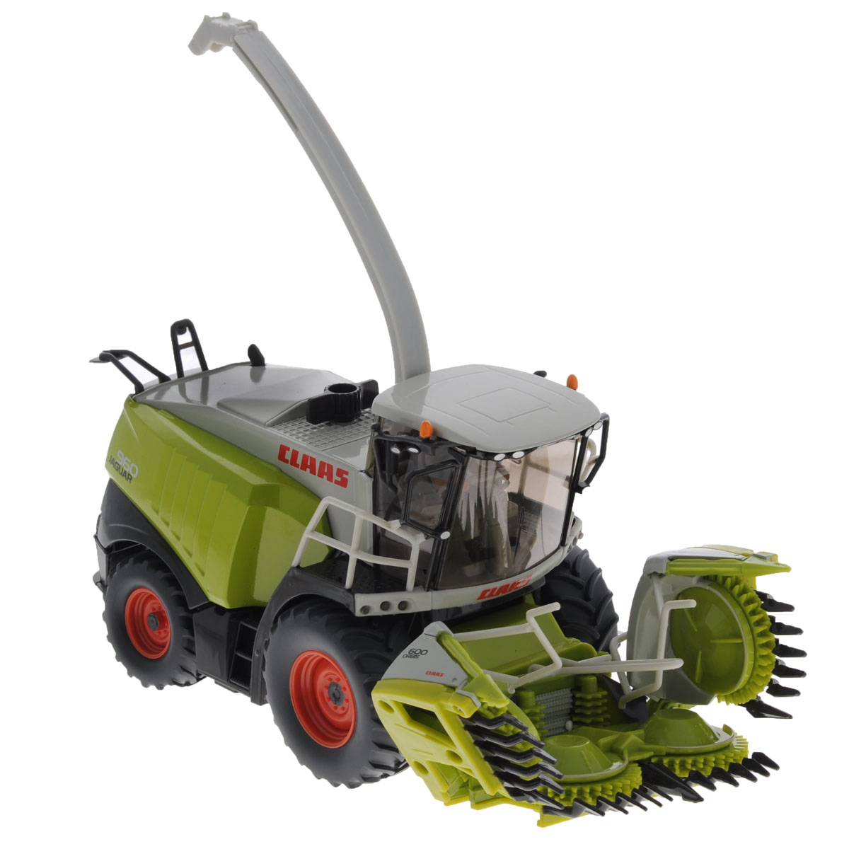 Siku Комбайн для сборки кукурузы Claas Jaguar 960 siku трактор claas xerion 5000