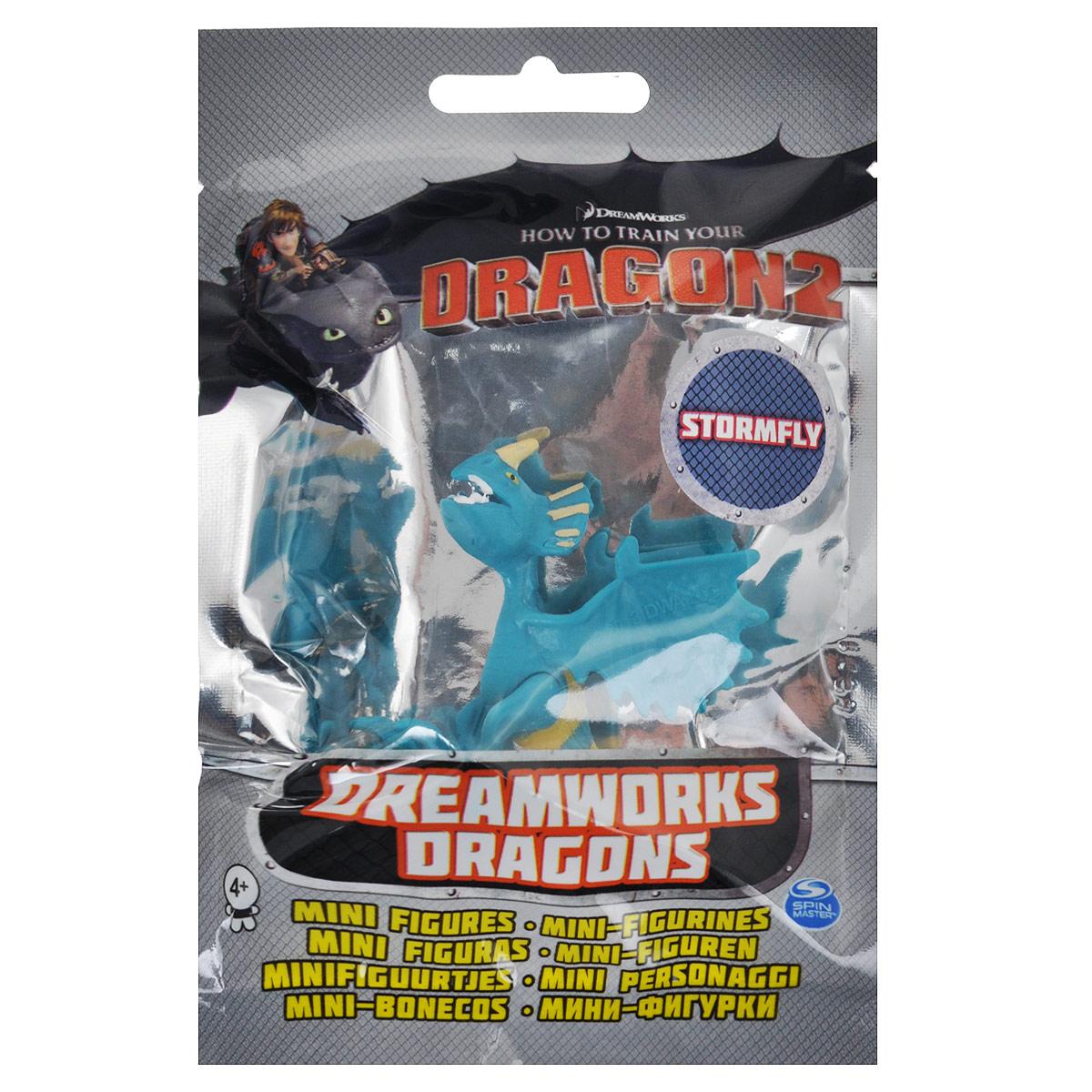 Мини-фигурка Dragons Stormfly. 66562_20065288 dragons фигурка toothless 20069687