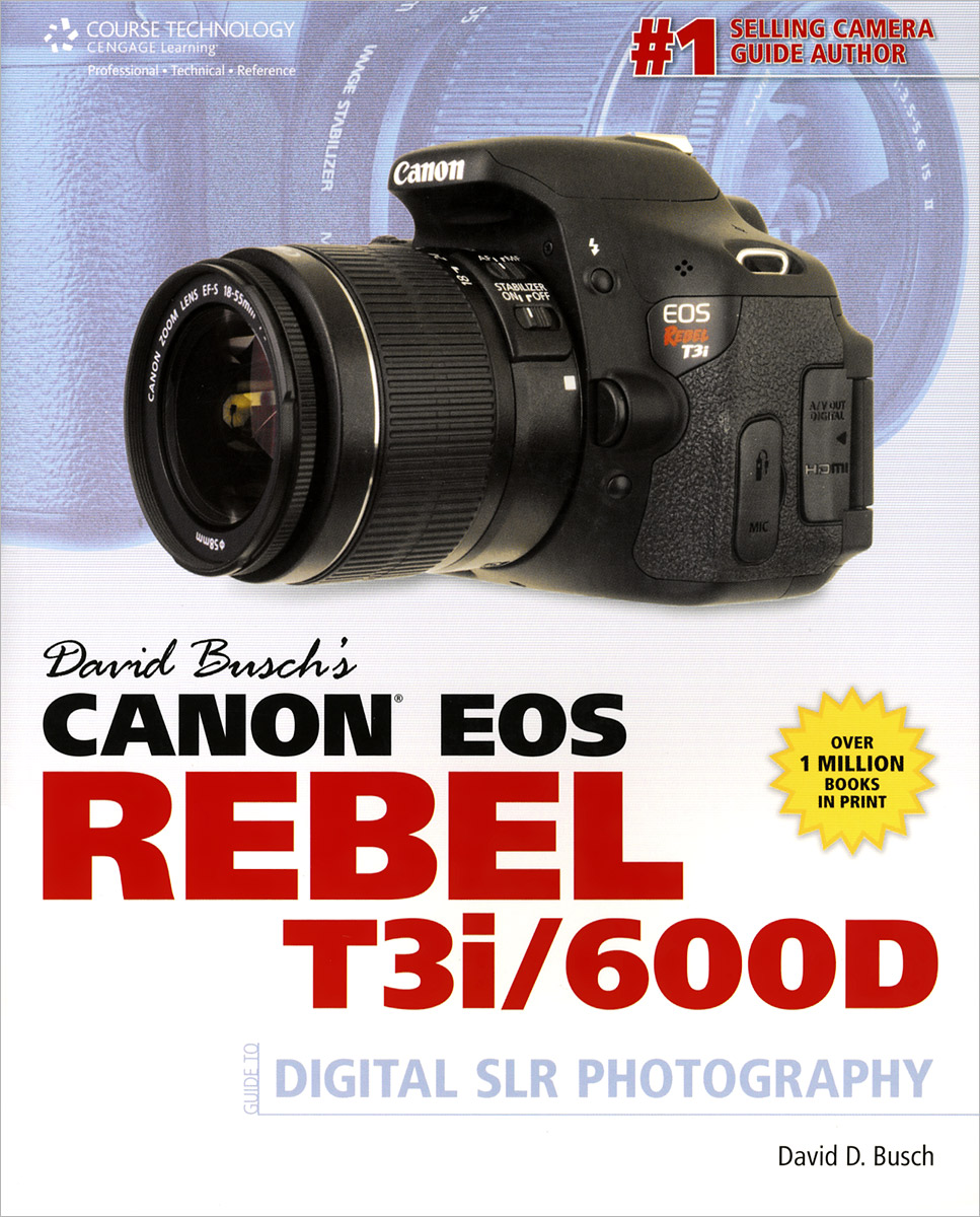 David Busch's Canon EOS Rebel T3i/600d: Guide to Digital Slr Photography canon eos 70d digital slr camera and canon 24 105mm lens 64gb green s camera package 2