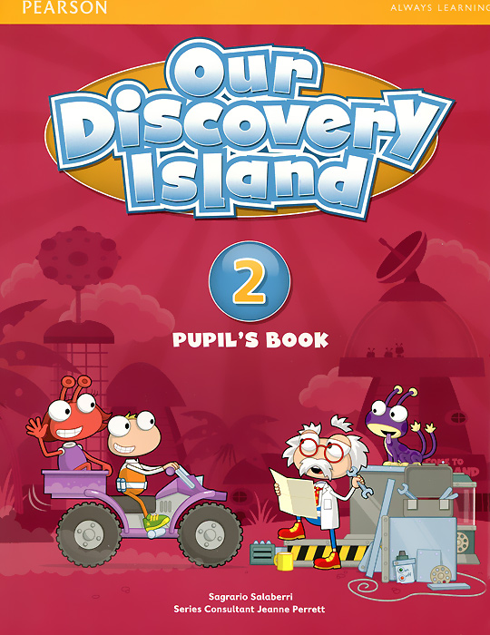 Our Discovery Island: Level 2: Pupil's Book our discovery island 4 dvd