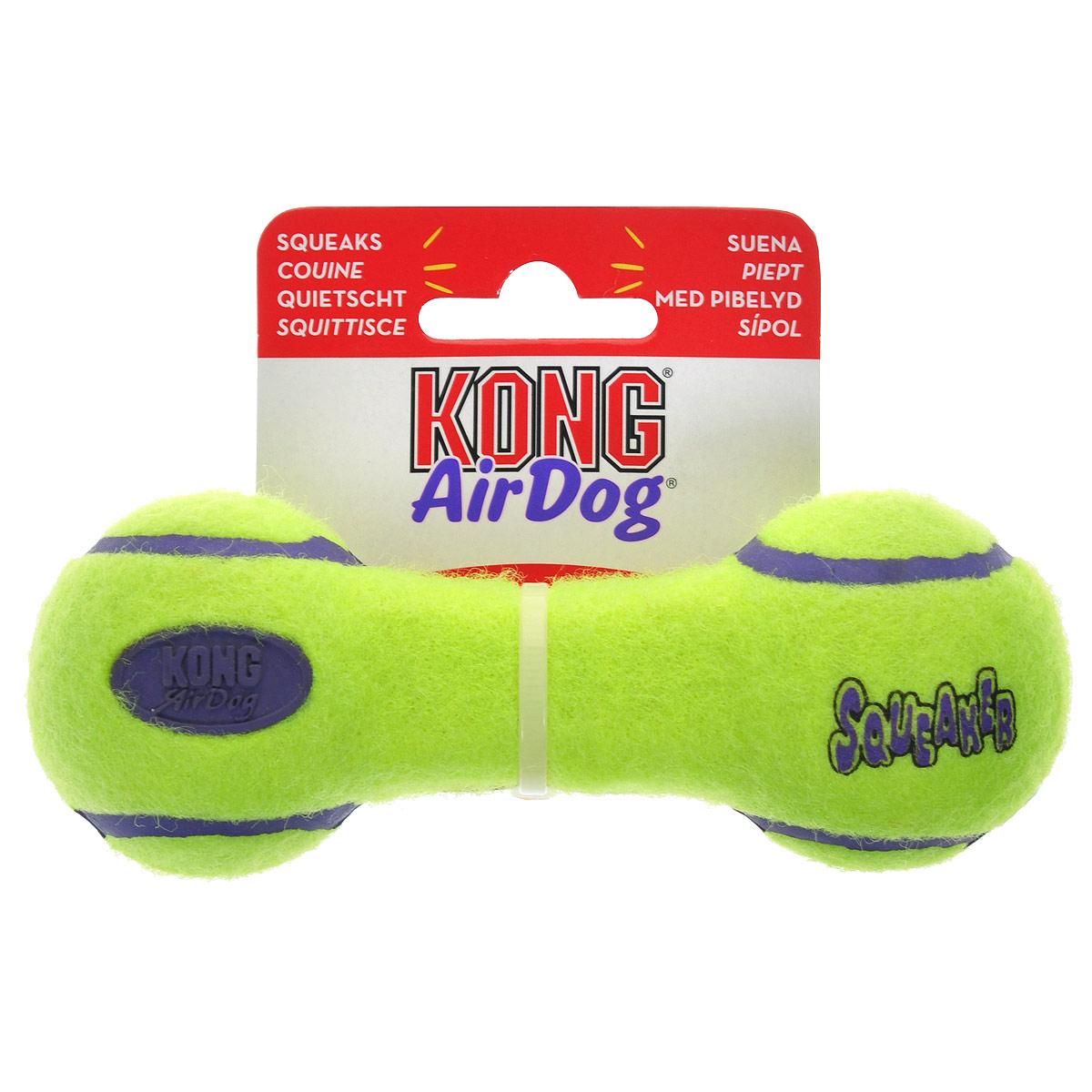 Игрушка для собак Kong Air Гантель. ASDB3 игрушка