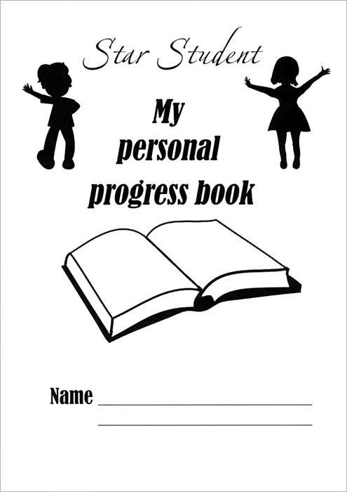 My Personal Progress Book brainwave 3 student s book my progress journal комплект из 2 книг