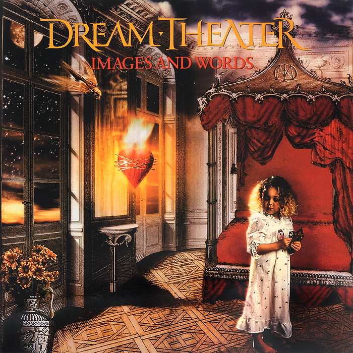 Dream Theater Dream Theater. Images And Words (LP) cd dream theater train of thought