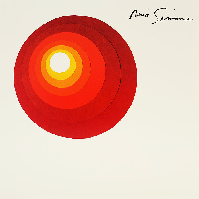 Nina Simone. Here Comes The Sun (LP)