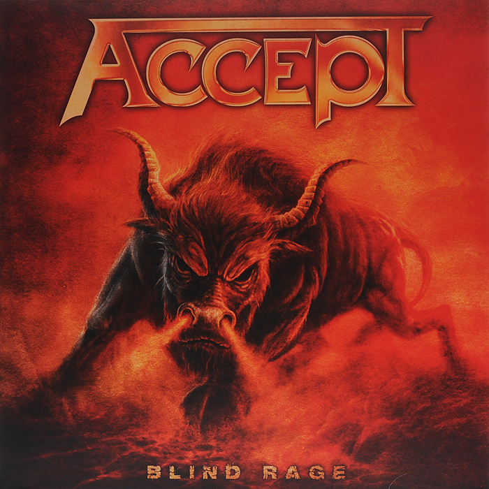 Accept Accept. Blind rage (2 LP) accept accept blind rage limited edition cd blu ray dvd 2 lp