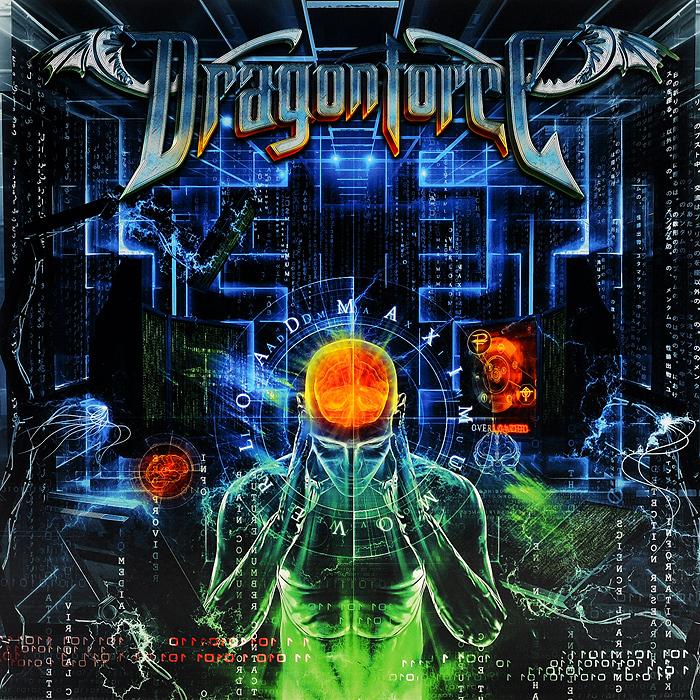 Dragonforce Dragonforce. Maximum Overload (LP) dragonforce dragonforce maximum overload cd dvd