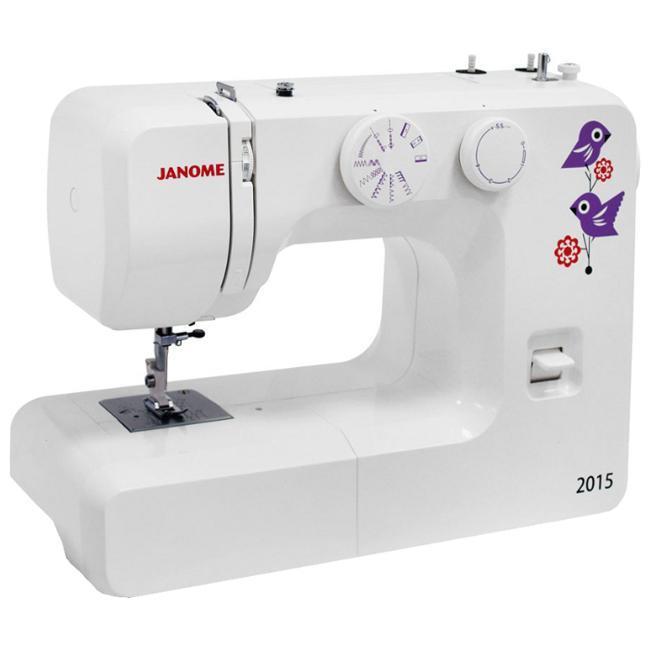 Janome 2015 швейная машина