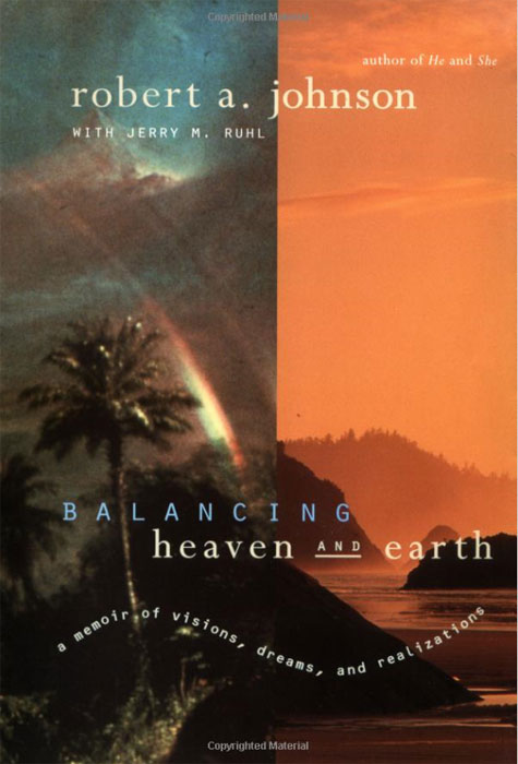 Balancing Heaven and Earth: A Memoir of Visions, Dreams, and Realizations voyage au bout de la nuit