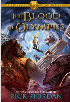 The Heroes of Olympus Book Five: The Blood of Olympus coldplay – a rush of blood to the head lp