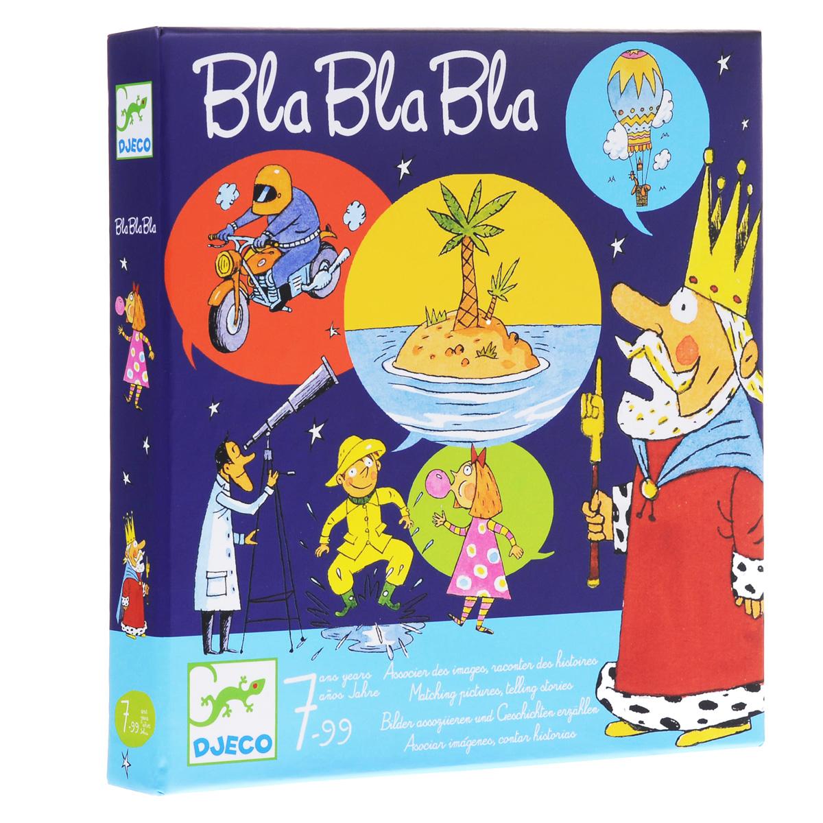 Djeco Обучающая игра Бла бла бла