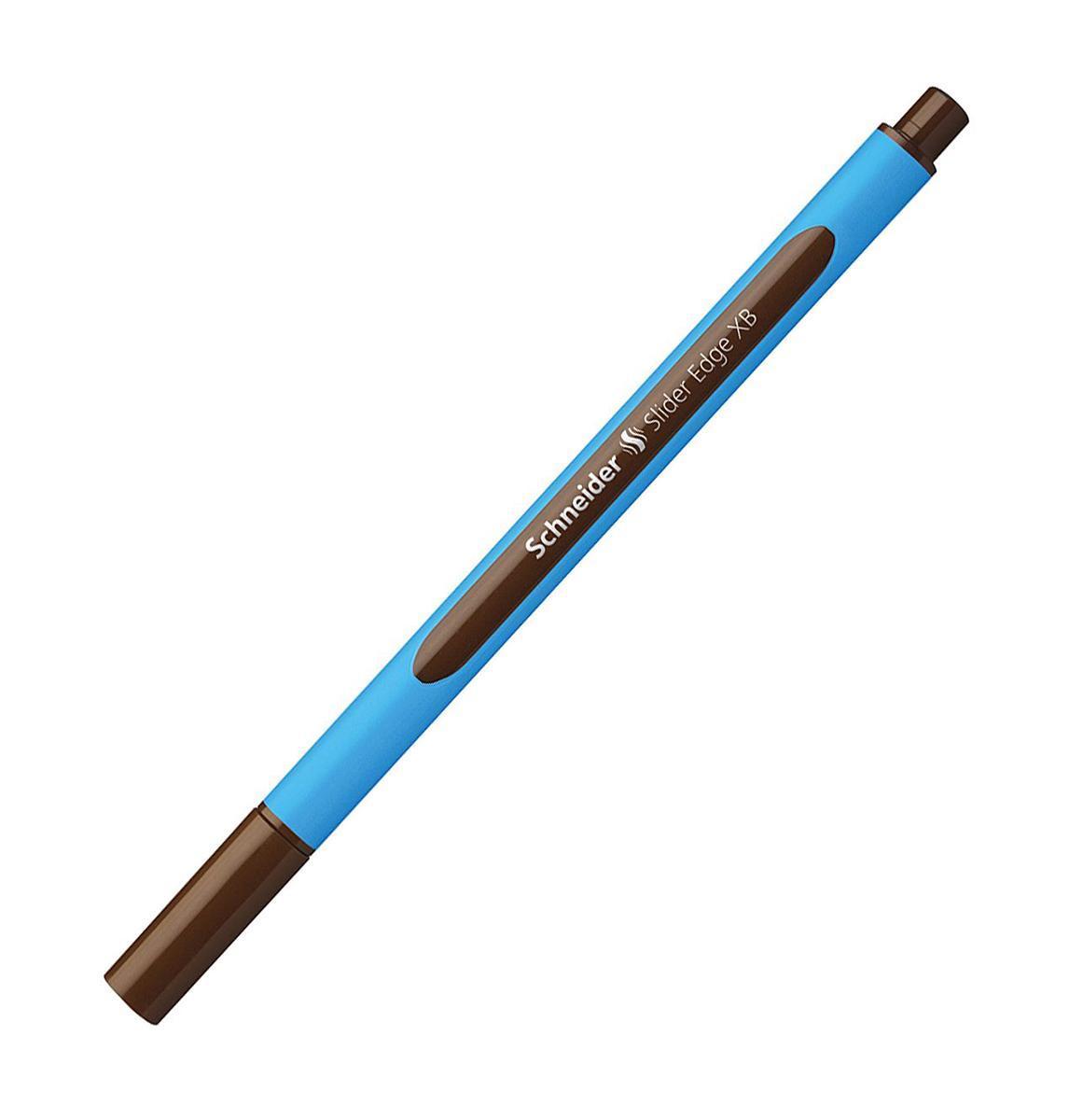 Ручка шариковая Slider Edge, XB - 1,0 мм, коричневый цвет чернил.S152207 S1522-01/7