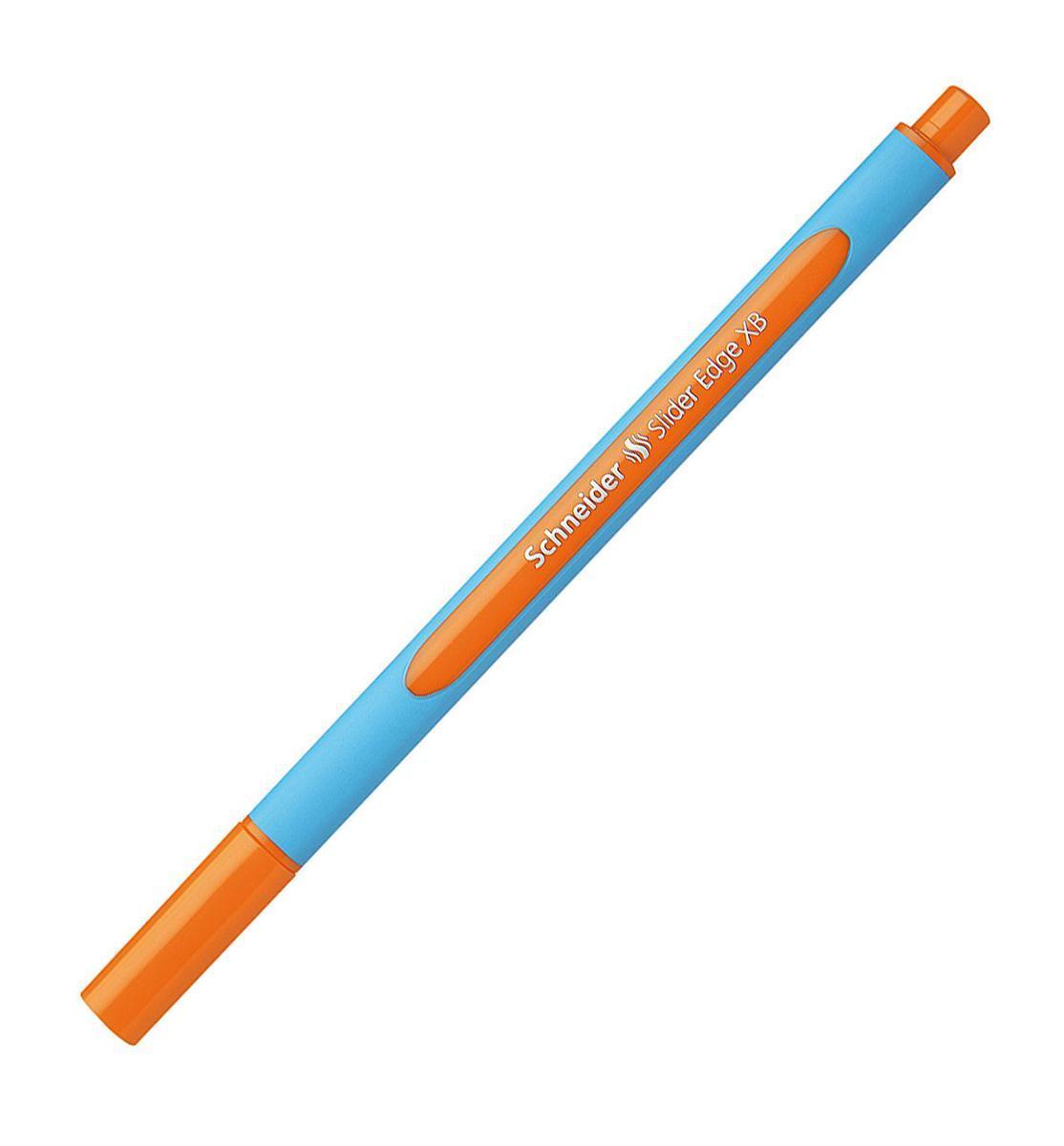 Ручка шариковая Slider Edge, XB - 1,0 мм, оранжевый цвет чернил.S152206 S1522-01/6