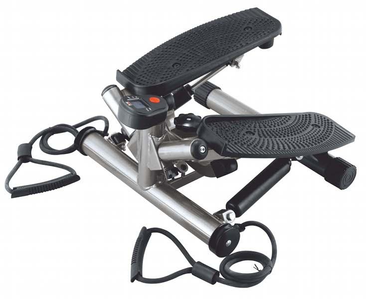 Министеппер поворотный Body Sculpture, с эспандерами. BS-1370 поворотный министеппер sport elite bs 1370 har b