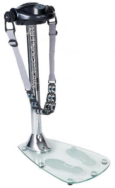 Вибромассажер Sport Elit, цвет: серый, 70 см х 43 см х 112 смМS-1000Вибромассажер Sport Elit имеет 3 ремня для массажа (антицеллюлитный, длинный для массажа спины, короткий для массажа ног и ягодиц). 4 скорости массажа можно переключать при помощи сенсорных кнопок. Вибромассажер оснащен мотором мощностью 80 Вт.УВАЖАЕМЫЕ КЛИЕНТЫ! Просим обратить внимание на изменения в дизайне товара. Цвет деталей может отличаться. Отгрузка производится из имеющегося в наличии цвета.