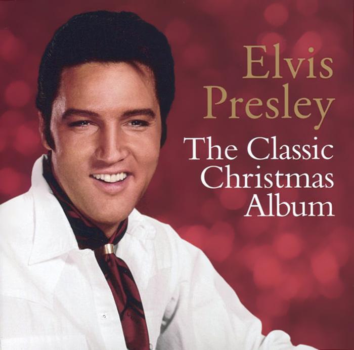 Элвис Пресли Elvis Presley. The Classic Christmas Album лютер вэндросс luther vandross the classic christmas album