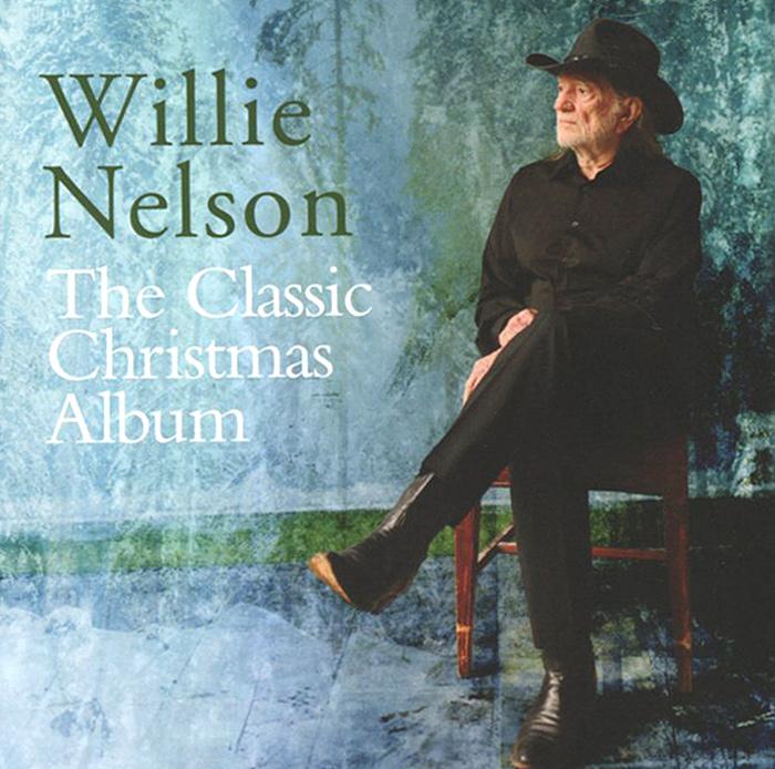 Уилли Нельсон Willie Nelson. The Classic Christmas Album 2017 christmas pendant silicone stamp cutting dies stencil frame for scrapbook album decor