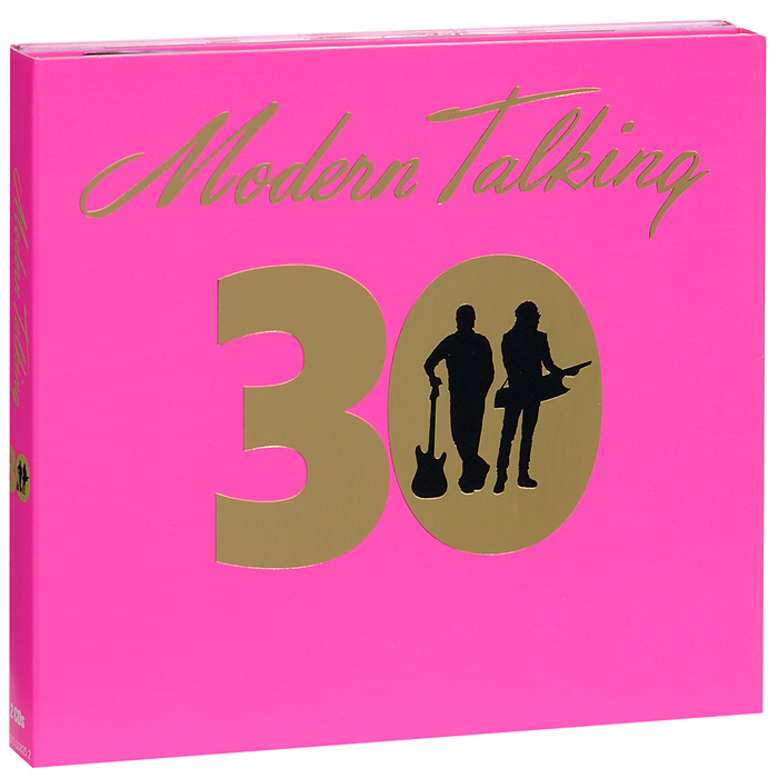 Modern Talking. 30th Anniversary Edition (2 CD)