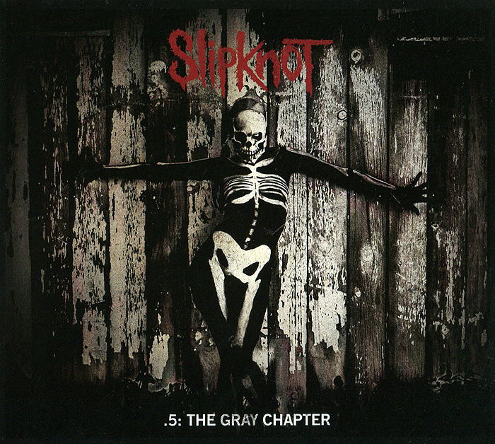 Slipknot Slipknot. 5. The Gray Chapter. Deluxe Edition (2 CD) the crew 2 deluxe edition [ps4]