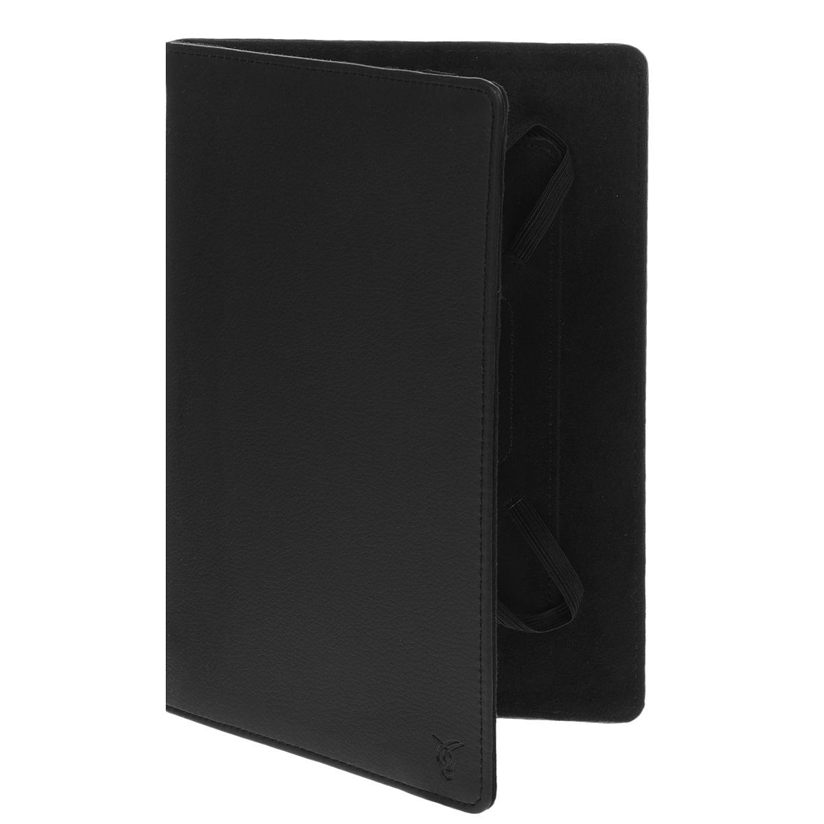 Vivacase Classic чехол для планшетов 10, Black (VUC-CCL10-bl) vivacase birch универсальный чехол обложка для планшетов 7 coffee milk vuc cbr07p cm