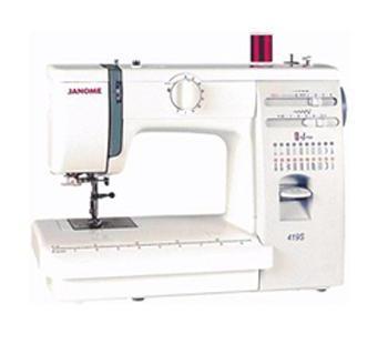 Janome 419S швейная машина швейная машинка janome sew mini deluxe