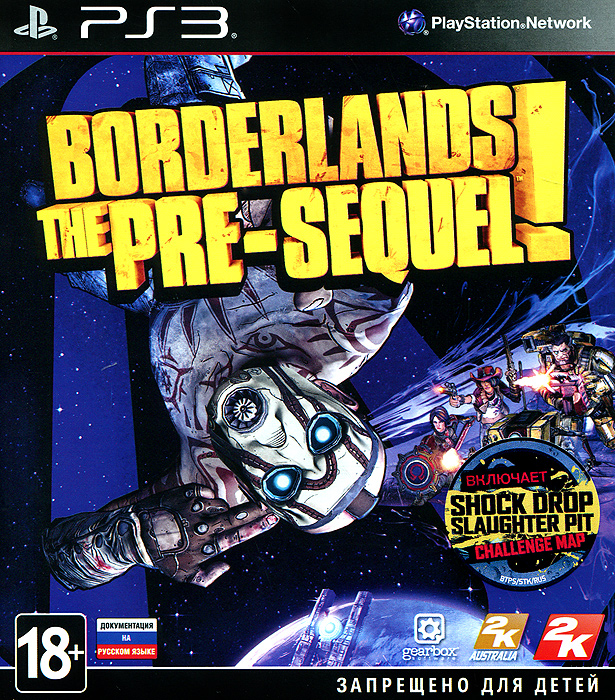 Borderlands: The Pre-Sequel (PS3)