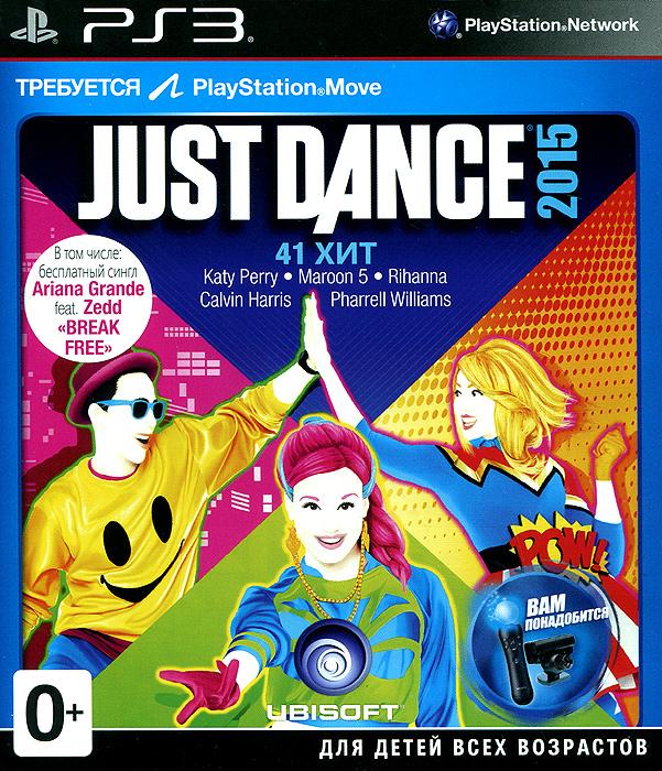 все цены на  Just Dance 2015 (только для PS Move) (PS3)  онлайн