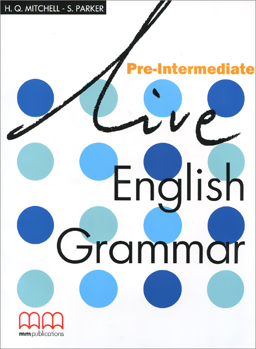Live English Grammar: Pre-Intermediate: Student's Book total english pre intermediate students book dvd rom