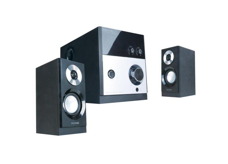 Microlab M880, Black акустическая система