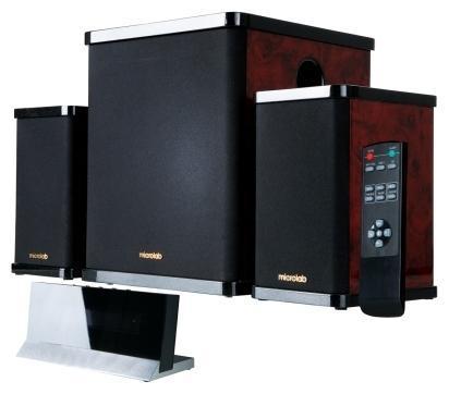 Microlab H-200, Dark Wood акустическая системаH200Акустическая система Н-200 станет прекрасным выбором для поклонников мультимедийных развлечений. Это одна из лучших акустических систем, предназначенных как для воспроизведения мультимедиа звука, так и для прослушивания музыки. Компактный размер системы позволяет установить ее рядом с монитором. Стильный дизайн сделает эту модель отличным дополнением к любому интерьеру. Хорошее качество акустики достигается также за счет внешнего усилителя и деревянного корпуса модели.