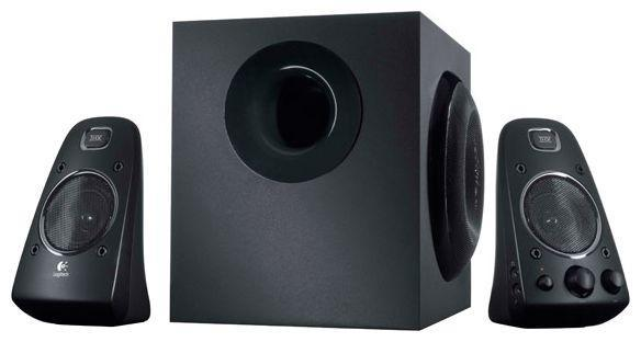 Logitech Z623 Speaker (980-000403) - Колонки для компьютера