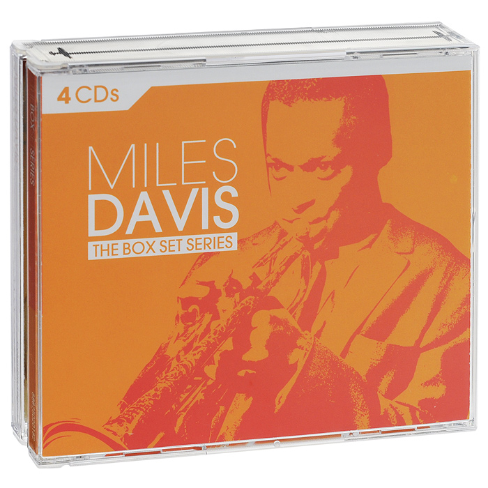 Майлз Дэвис Miles Davis. The Box Set Series (4 CD) футболка mango 43083505 2015 89