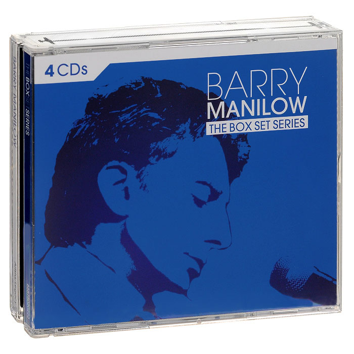 Барри Мэнилоу Barry Manilow. The Box Set Series (4 CD) cd диск pink floyd wish you were here immersion box set 5 cd
