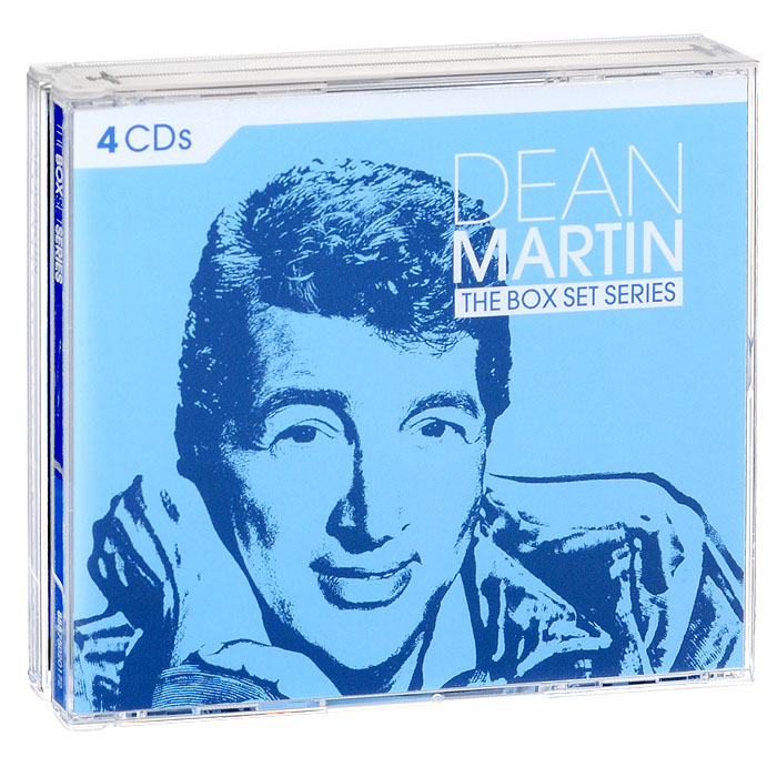 Dean Martin. The Box Set Series (4 CD)