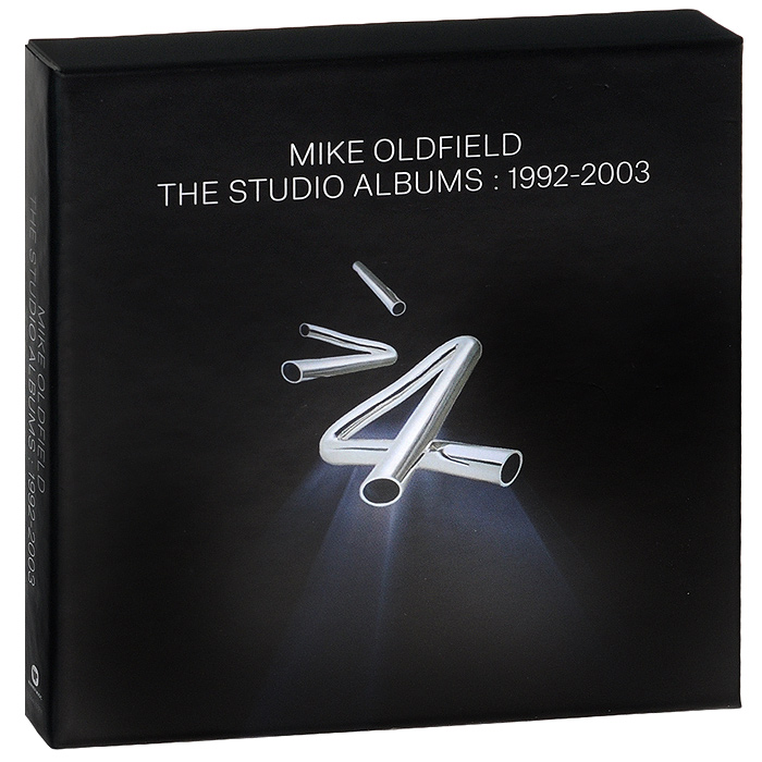 Mike Oldfield. The Studio Albums 1992-2003 (8 CD)