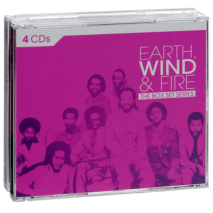 Earth, Wind And Fire Earth, Wind & Fire. The Box Set Series (4 CD) the o jays earth wind and fire билл уизерс dj reverend p shelter m f s b билли пол гарольд мелвин the blue notes тайрон дэвис the legacy of soul 2 lp