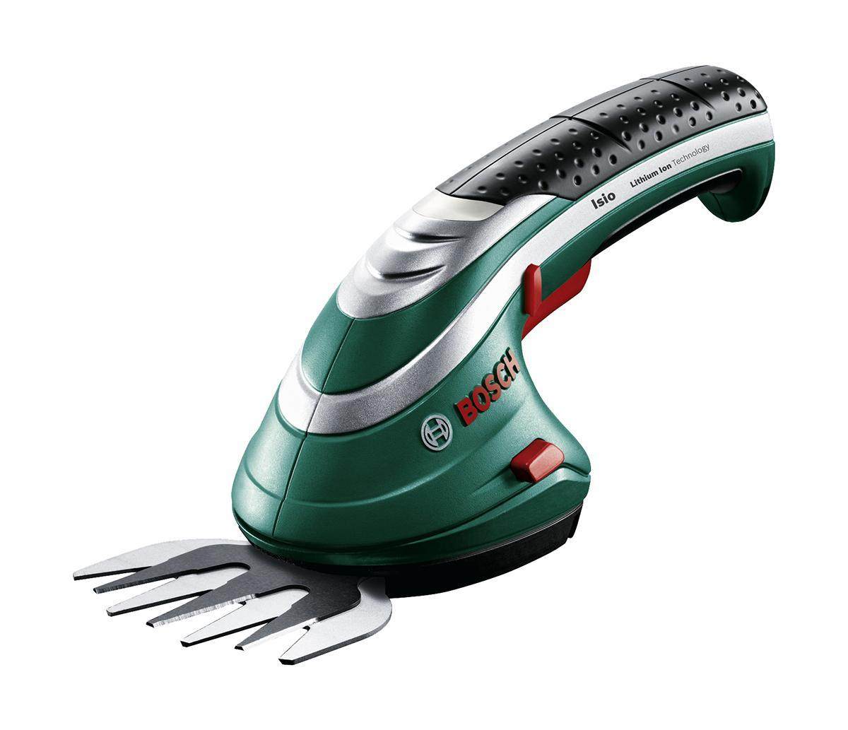 Аккумуляторные ножницы для травы Bosch ISIO 3+ чехол 0600833102