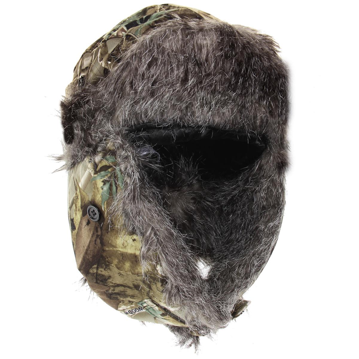 Шапка-ушанка Norfin Passion, цвет: лес. 750. Размер XL (60/61) шапки ушанки olle шапка ушанка