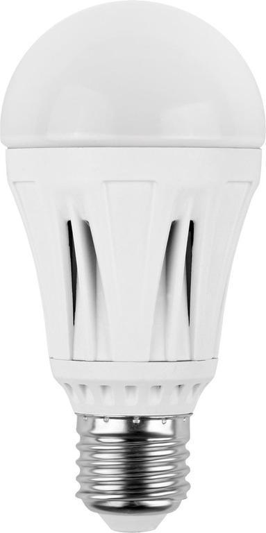 Camelion LED12-A60/830/E27 светодиодная лампа, 12ВтLED12-A60/830/E27Экономят до 80% электроэнергии по сравнению с обычными лампами накаливания такой же яркости.Низкое тепловыделение во время работы лампы - возможность использования в светильниках, критичных к повышенному нагреву.Встроенный ЭПРА - возможность прямой замены ламп накаливания.Универсальное рабочее положение.Включение без мерцания.Отсутствие стробоскопического эффекта при работе.Равномерное распределение света по колбе - мягкий свет не слепит глаза.Высокий уровень цветопередачи (Ra не менее 82) - естественная передача цветов.Широкий температурный диапазон эксплуатации (от -15 oC до +40 oC) - возможность использования ламп вне помещений.Рабочий диапазон напряжений - 220-240В / 50ГцВозможность выбора света различного спектрального состава - теплый белый, холодный белый и дневной белый свет.Компактные размеры - возможность использовать практически в любых светильниках, где применяются лампы накаливания.
