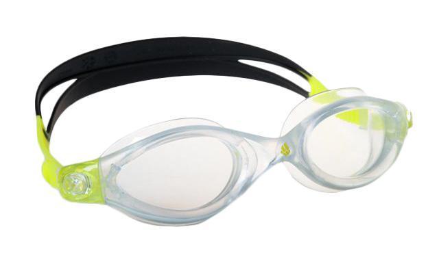 Очки для плавания MadWave Clear Vision, цвет: зеленыйM0431 06 0 10WУдобные очки MadWave Clear Vision с широким углом обзора, идиально подходят для спорта и отдыха. Внедрение антифога в линзы капиллярным способом дает максимальную антизапотевающую защиту. Полировка линз обеспечивает кристальную чистоту изображения. Защита блокирует 100% вредного УФ-излучения по всему спектру (до 400 нм). В комплекте удобный чехол. Характеристики:Цвет: зеленый. Материал: поликарбонат, силикон. Размер наглазника: 6,5 см х 4,5 см. Изготовитель: Китай. Размер упаковки: 18 см х 6 см х 4 см.