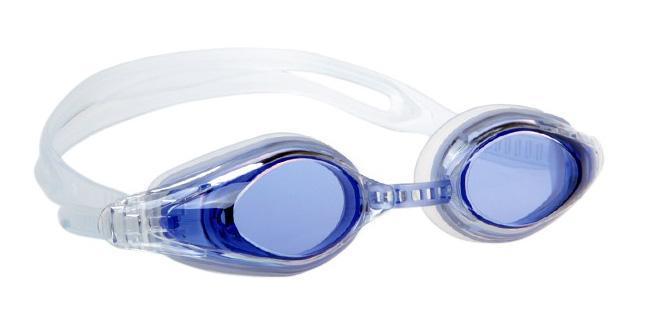 Очки для плавания MadWave Competition Automatic, цвет: синий коврик домашний sunstep цвет синий 140 х 200 х 4 см