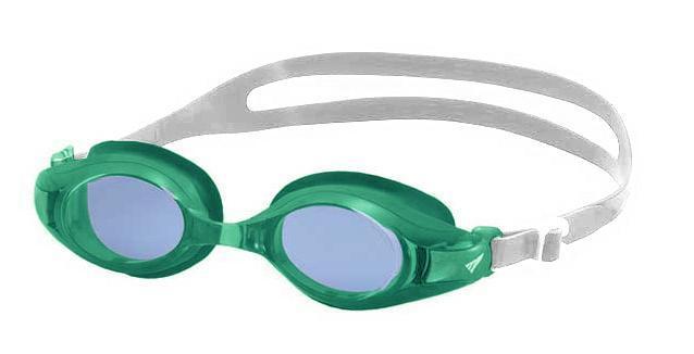 Очки для плавания View Platina, цвет: прозрачный, зеленыйTS V-500A CGRПружинистые гибкие боковые клипсы позволяют очкам для плавания V-500A Platina амортизировать внешние удары. Такой дизайн обеспечивает стабильное и комфортное положение очков на лице. Благодаря новому ремешку с изменяющейся толщиной эти очки удобнее носить и легче снимать. Неровная поверхность в затылочной части ремешка предотвращает его соскальзывание. Съемные боковые клипсы были созданы для того, чтобы ремешок можно было быстрее и легче подогнать по размеру, их также можно переставить на ремешок нужной длины. Для этой модели очков выпускается широкий спектр диоптрических линз VC-510A VIEW Rx как с минусовыми, так и с плюсовыми диоптриями.Дополнительные особенности:Специальная обработка против запотевания.100% УФ защита. Характеристики:Цвет: прозрачный, зеленый. Материал: пластик, силикон. Размер наглазника: 6 см х 4,2 см. Длина оправы: 15,5 см. Изготовитель: Япония. Артикул: TS V-500A CGR.